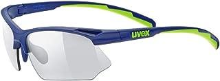 Uvex Sportstyle 802 Variomatic Mat Blue Green/Smoke Variomatic Cat 1-3