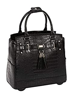 JKM and Company The Timeless Rolling Carryall Bag