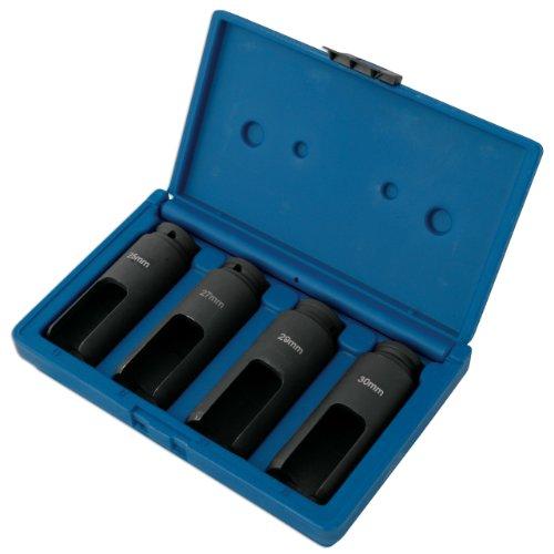 Laser 4843 Jeu de 4 douilles à injecteur Diesel