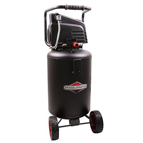 Briggs & Stratton 20-Gallon Air Compressor, Vertical 074064-00