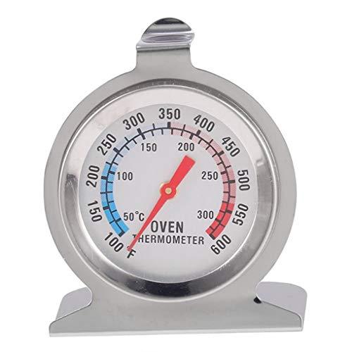 Guangcailun Aliments Carne Grill Stand Up Dial Four Thermomètre Cuisine en Acier Inoxydable de Cuisson température Testeur