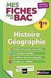 Mes fiches pour le BAC Histoire-Géographie 1re - Réforme du lycée