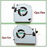 MG75090V1-C060-S9A MG75090V1-C070-S9A CPU Fan for Dell Alienware 17 R4 R5 CPU...