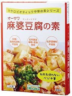 オーサワ 麻婆豆腐の素×7個                 JAN:4932828023434
