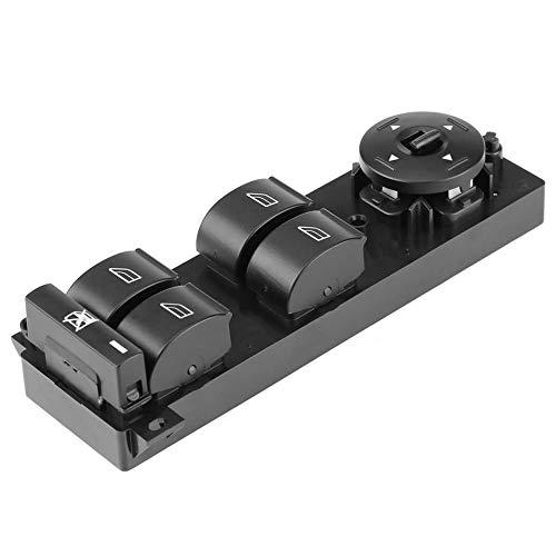 KSTE Pulsante, Interruttore, Auto Power Finestra Master Control Interruttore Pulsante Compatible with F-o-r-d F-o-c-u-s 2005-2007 3M512K021AB