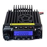 Retevis RT-9000D Mobile Radio Transceiver UHF 70cm 200CH 50 CTCSS/1024 DCS VOX Car 2 Way Radio Ham Amateur Radio (Black)