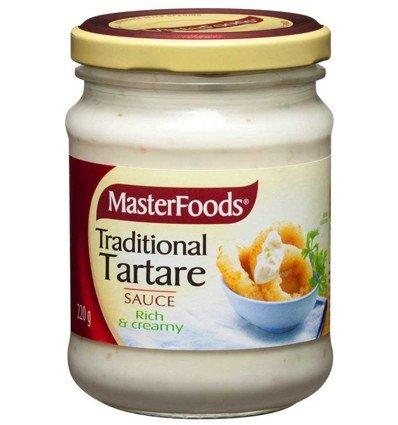 Masterfoods Tártaros Salsa de 220g