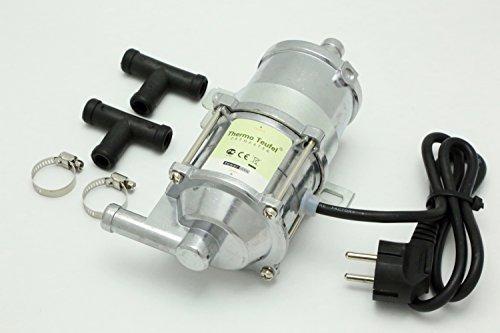Thermo Teufel Elektrische Standheizung Motorvorwärmer ATO Green 230Volt 2000Watt 60Grad 2202