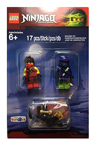 LEGO Ninjago Kai & Morro Exclusive Set #5003085 by LEGO