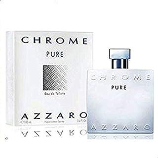 Azzaro Chrome Pure For Men 100ML - Eau de Parfum