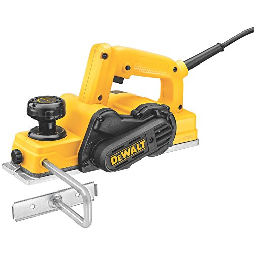 Check Out This DEWALT D26677KR 3-1/4-Inch 5.5-Amp Corded 2-Blade Portable Hand Planer (Renewed)