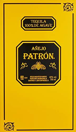Patrón Añejo Tequila (1 x 0.7 l) - 4