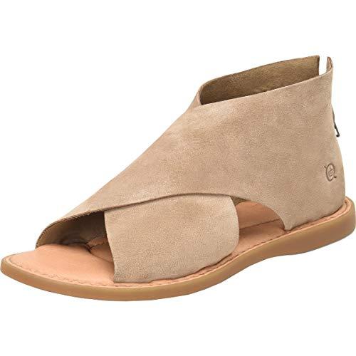 BORN Women's, IWA Sandal Taupe 7 M
