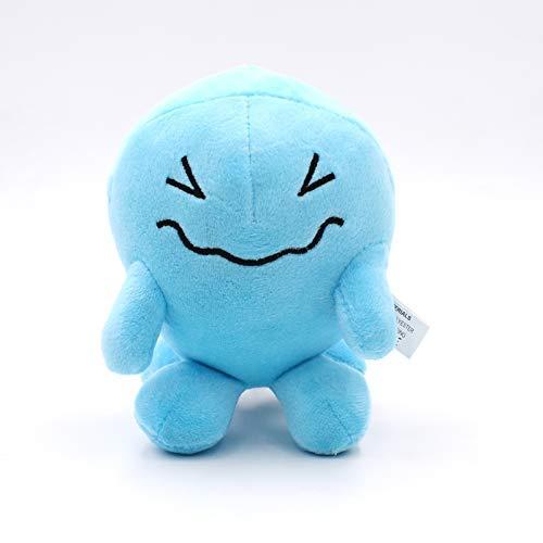 Leyue Juguete de peluche 5 unids/lote 13cm Anime Peluche juguetes de peluche Personaje de dibujos animados Kawaii Soft Soft Animals Doll Regalo para niños