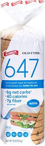 647 White Bread