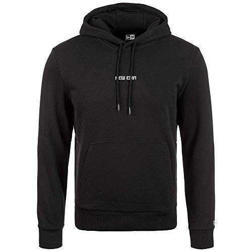 A NEW ERA Herren Ne Essential Hoody Sweatshirt, schwarz, L