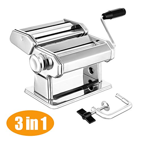 Pasta Maker Machine Elegant Life...