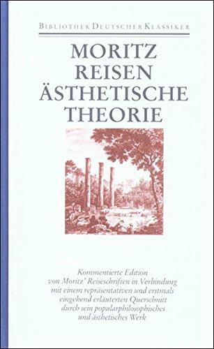Werke in zwei Bänden: Band 2: Popularphilosophie. Reisen. Ästhetische Theorie