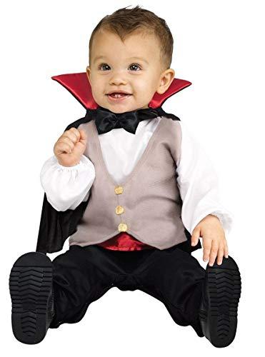 Kleiner Dracula Kinder Baby Jungen Fasching Halloween Karneval 80-92