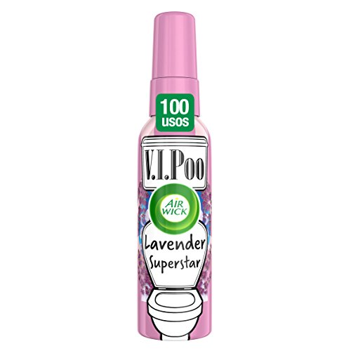 Air Wick VIPoo WC-Spray 55 ml Lavendel