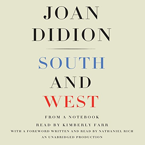 South and West audiobook cover art