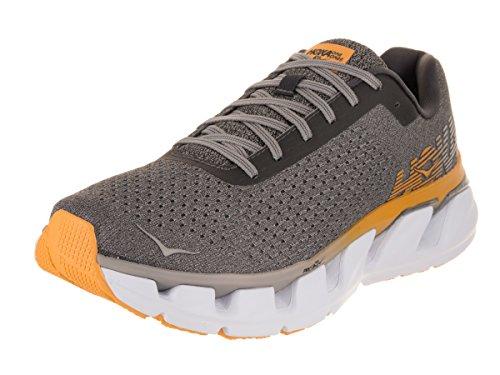 HOKA ONE ONE Men's Elevon Running Shoe Nine Iron/Alloy Size 11.5 M US