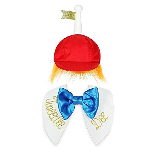 Disney Tweedledee o Tweedledum - Disfraz de Alicia en el Pas de las Maravillas