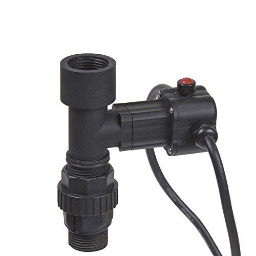 RIBILAND 01673Sicherheit Wassermangel für Pumpe schwarz