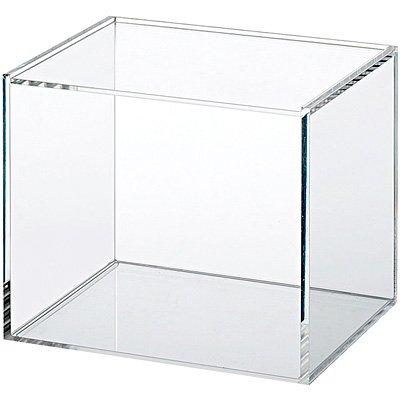 無印良品 重なるアクリルCDラック・ボックスタイプ 約幅17.5×奥行13×高さ14cm