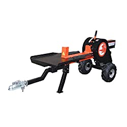 The Strongest Kinetic Log Splitter On The Market In 2017