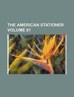 The American Stationer Volume 81