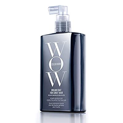 COLOR WOW Dream Coat for Curly Hair, Miracle moisture mist for perfect frizz-free curls, 6.7 Fl Oz