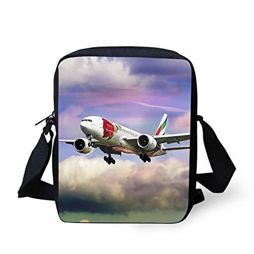 XTYZY 23X17X6 Cm Umhängetasche Tragbare Beiläufige Kleine Messenger Bags Für Kinder Handytasten Etc. Taschen Verstellbarer Schultergurt Männer Tasche