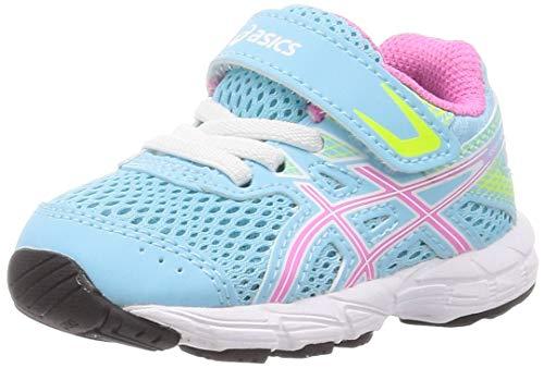 [アシックス] 運動靴 CONTEND 6 TS キッズ オーシャンデケイ/ドラゴンフルーツ 13.5 cm