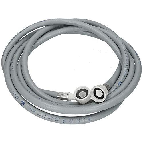 Zulaufschlauch/Wasserschlauch für Waschmaschine/Spülmaschine etc. universal - Länge 4 m