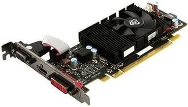 XFX TECHNOLOGIES HD 657X CLF2 XFX HD 657X CLF2 Radeon HD 6570 650MHz Core 2GB DDR3 PCI Express Video