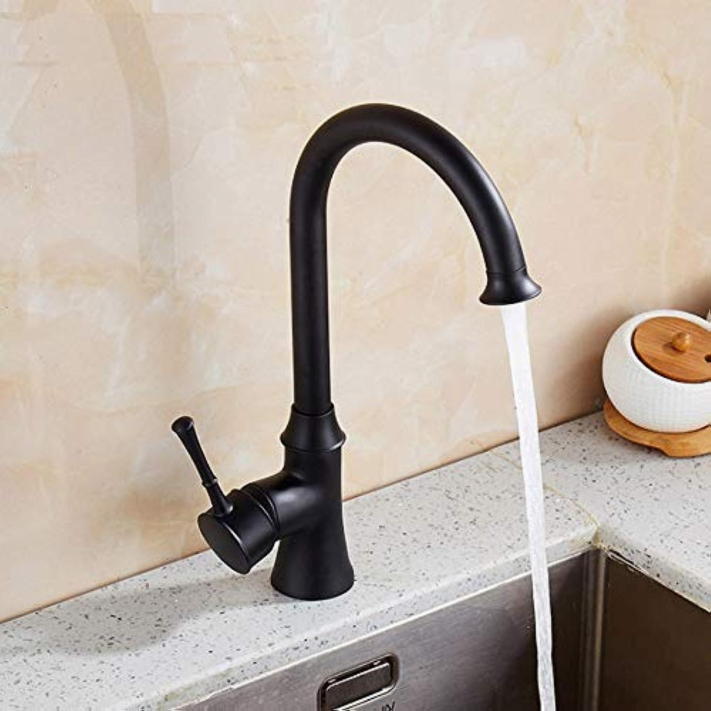 Dwthh Neue Stil Messing Küchenarmaturen Tap Swivel Auslauf Spüle Wasserhahn