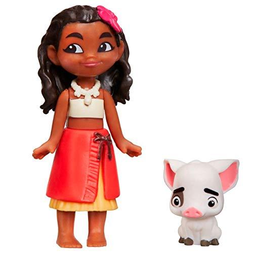 Hasbro Disney Vaiana Ozeanien Abenteuer Feature 7 cm 2-teilig