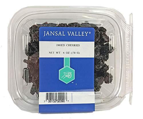 Jansal Valley Dried Cherries 6 oz