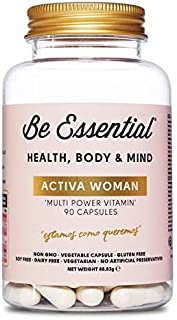 Be Essential Activa Woman Multi Power Vitamin - 500 gr