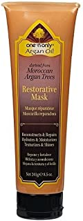 One 'n Only Argan Oil Restorative Mask (Pack of 3)