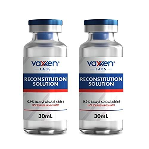 Vaxxen Labs Reconstitution Solution (30 mL) 2 Pack