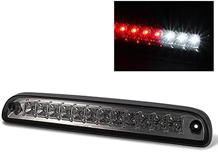 Ford F250 F350 F450 F550 Super Duty 99-14 Rear 3rd G3 LED Stop Brake Light Black