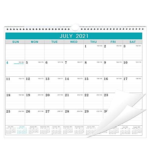 2021-2022 Calendar - 2021-2022 Wall Calendar Start in July 2021, Jul. 2021 to Dec. 2022, 18 Months...