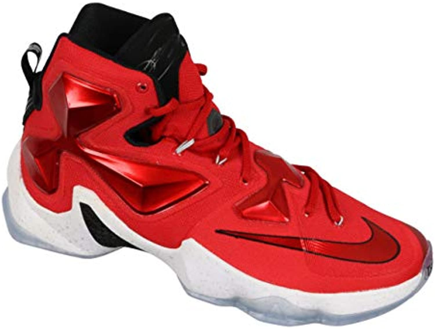12.5 shoes Basketball WHITE orange LASER BLACK RED