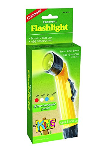 Coghlan's Kids Explorer's Flashlight