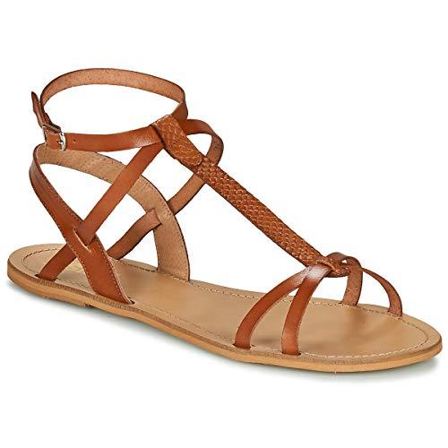 so size Bealo Sandals Women Camel - 9.5 - Sandals Shoes