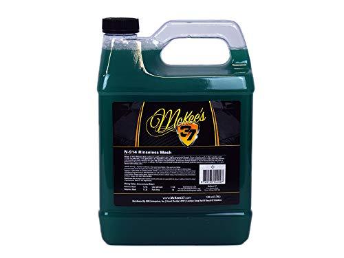 McKee's 37 MK37-581 Rinseless Wash, 128 oz.