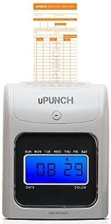uPunch HN4000 Electronic Time Clock (Renewed)