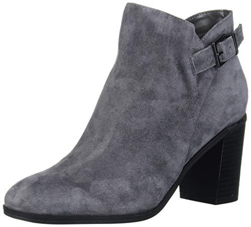 Bandolino Footwear Damen Orelia Stiefelette, dunkelgrau, 43 EU